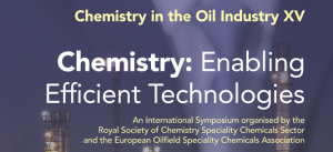 Chemistry in the Oil Industry Symposium Programme