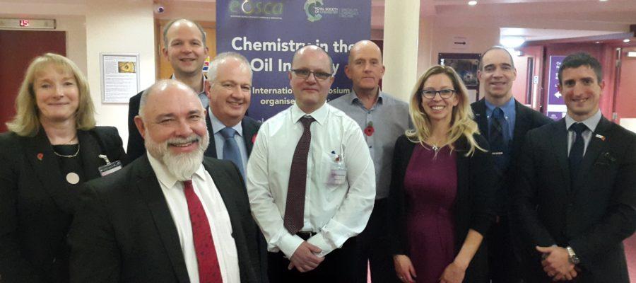 RSC & EOSCA Chemisty in the Oil Industry Symposium