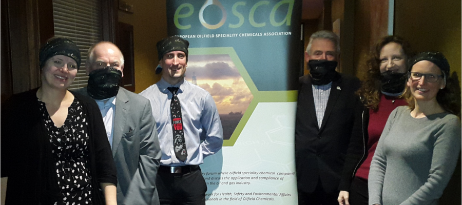 EOSCA neck-wrap Photo Competition